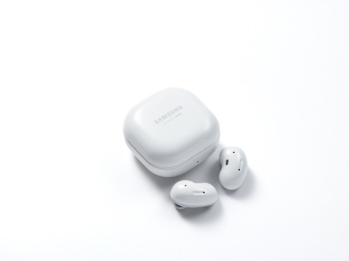 Galaxy Buds Live White