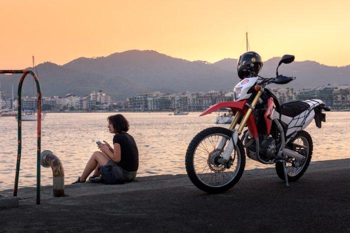 Grab a bike and explore Marmaris photo by stanislav kondratiev via Unsplash.jpg