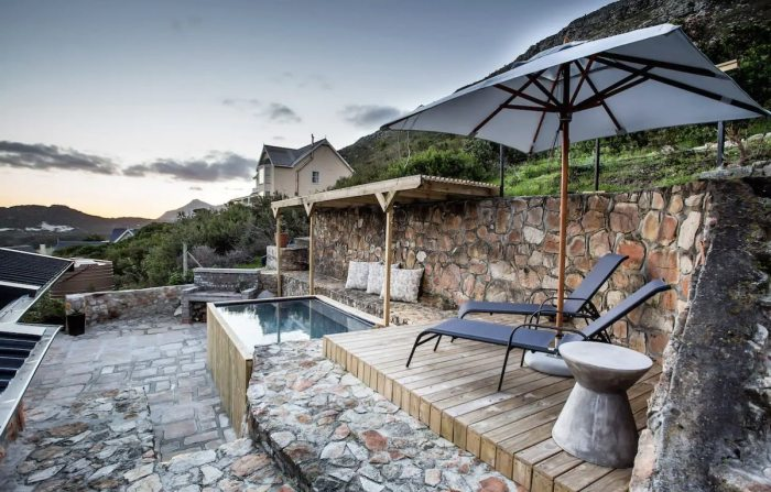 Home.fit Plunge-pool-with-under-cover-pergola- Where to Stay: 10 Best Airbnbs in Cape Town, South Africa