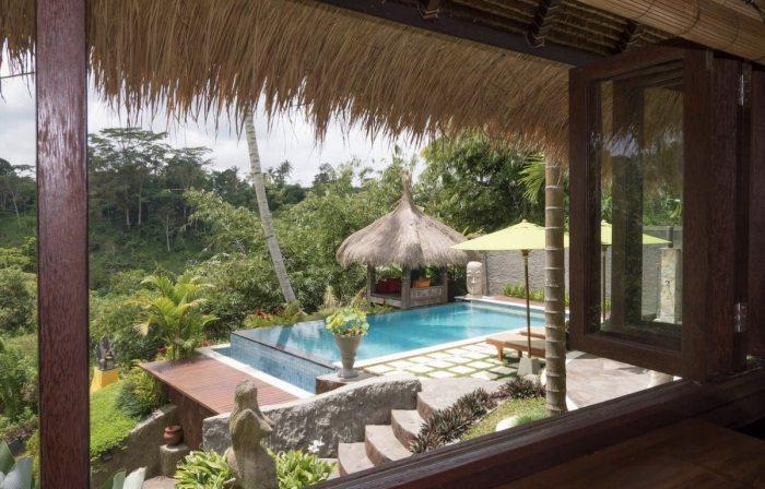 Sebali Romantic and Luxurious Private Pool Villa