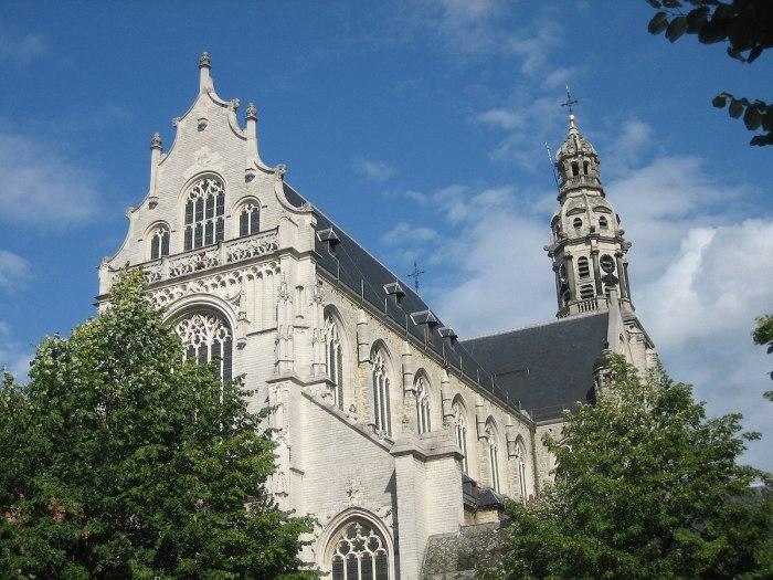 St. Paul's Church, Antwerp by bert76 via Wikipedia CC
