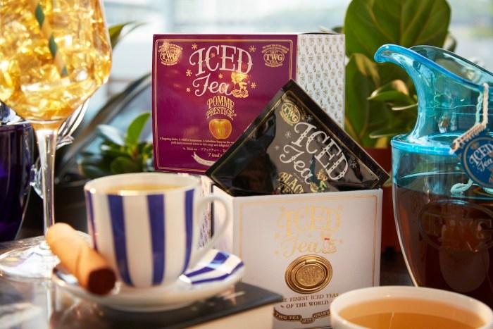 TWG Tea Iced Tea bag Collection