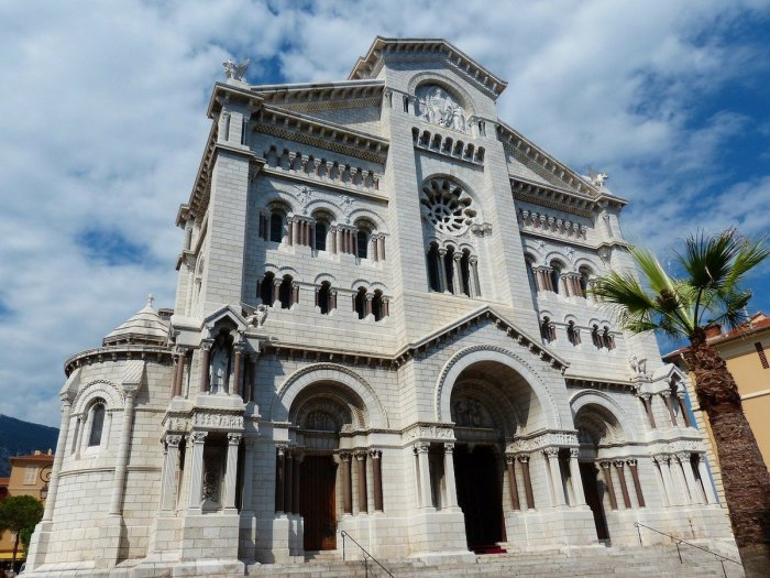 Cathedral of Our Lady of Strength in Monaco