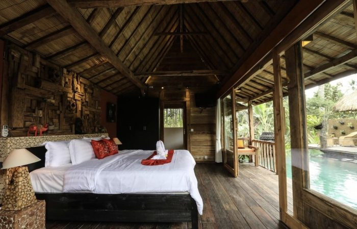 Ubud Airbnb Rental with Private Swimming Pool