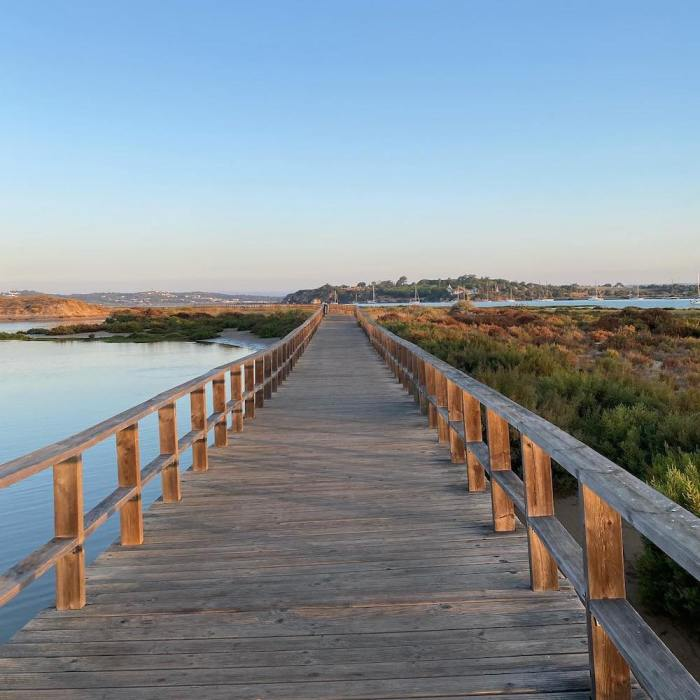 Alvor Boardwalk photo via A22 Property Management FB Page