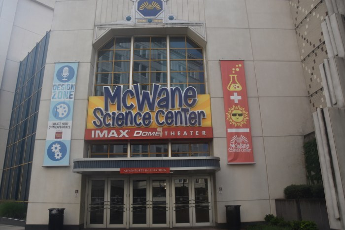 McWane Science Center photo via Depositphotos