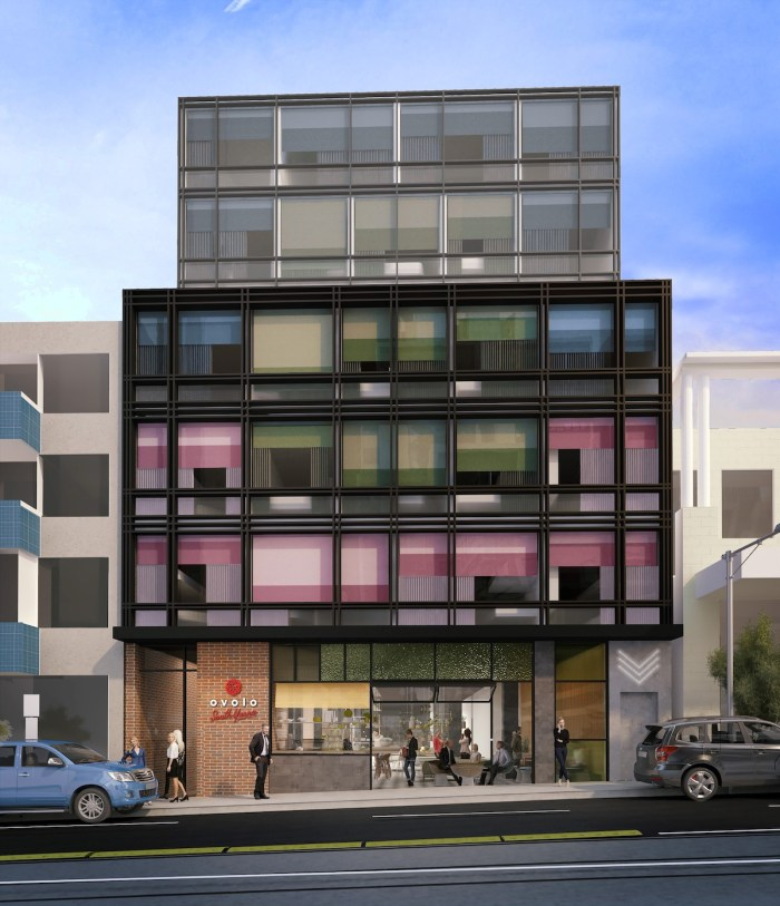 Ovolo South Yarra - Facade