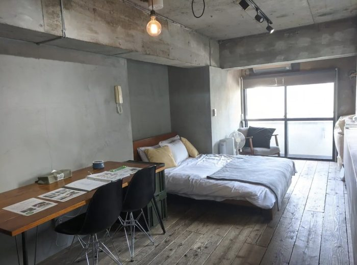 Relaxing Room Rental near Shibuya