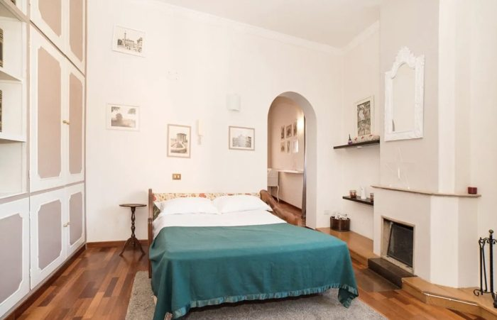 Romantic Rome Vacation Rental