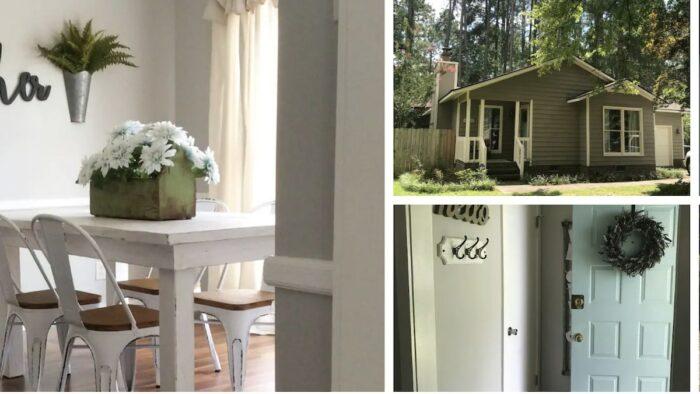 Farmhouse Rental Airbnb in Fayetteville