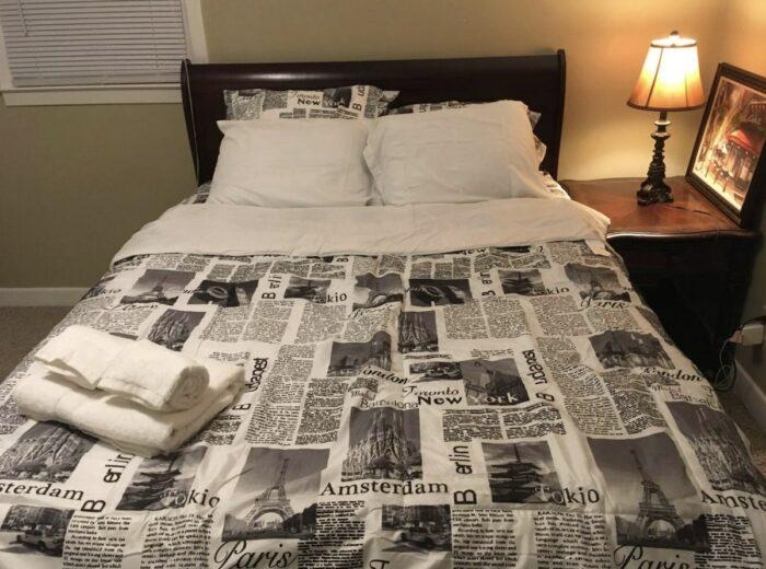Fayetteville Room Rental in Quiet Neighborhood