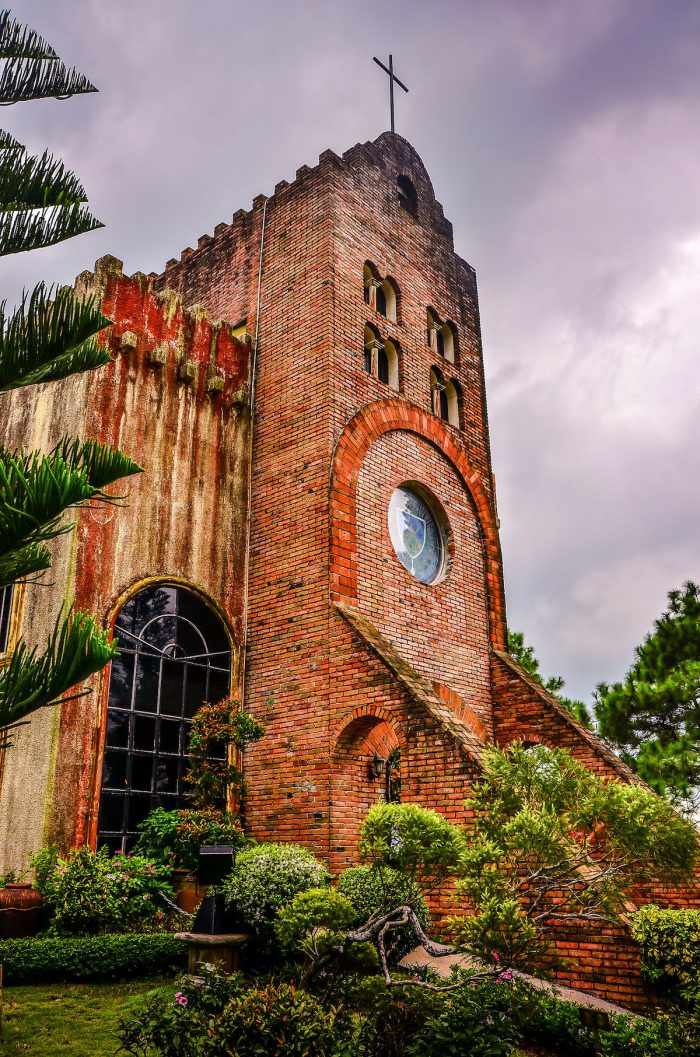 Caleruega Church by Donn Pudong via Flickr CC