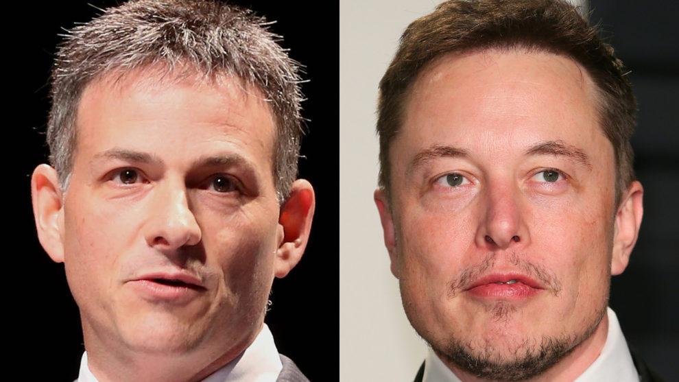 Tesla's Elon Musk reignites feud with Greenlight Capital's David Einhorn – OutPerformDaily