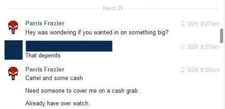 Frazier FB PM Something big