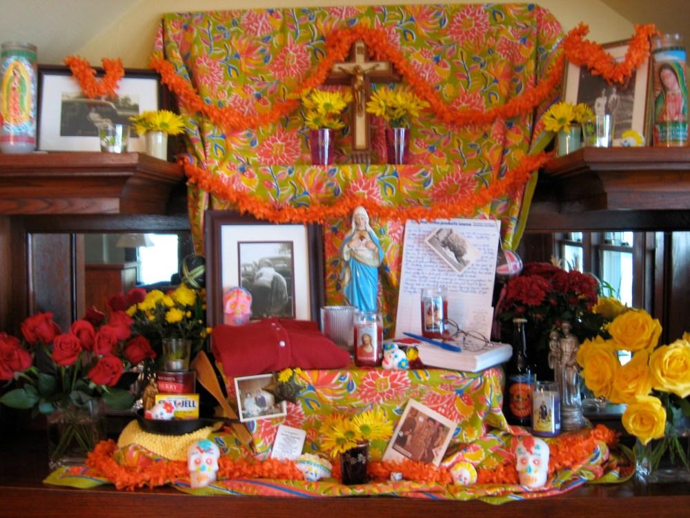 Week 28 – Dia de los Muertos Dinner (2/6)