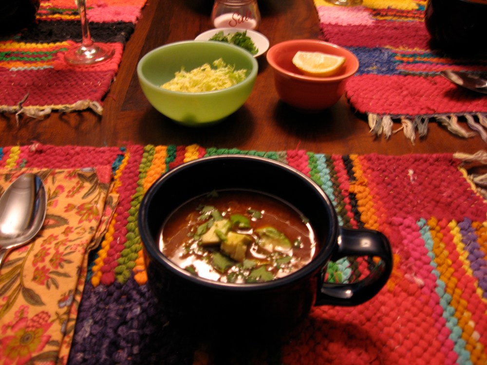 Posole – The Perfect Summer Food (1/6)