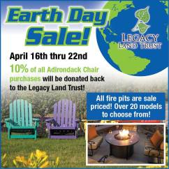 Adirondack Chair Sale Wholesale Covers Amazon Earth Day Outpost Sunsport Celebrate