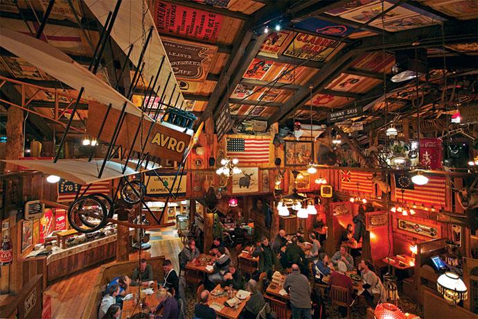 Cracker Barrel Restaurant Locations