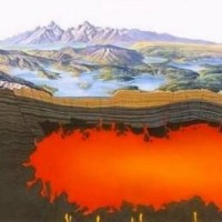 YELLOWSTONE NATIONAL PARK SUPERVOLCANO IS TWO-AND-A-HALF TIMES LARGER THAN PREVIOUSLY THOUGHT