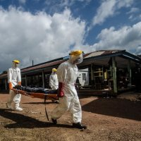 "Ebola: Government Hospital Sierra Leone: ""Don't Touch The Walls; Totally Infected"""