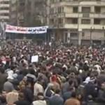 Revolução mantém ímpeto, Mubarak não sai
