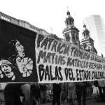Mapuches duelam contra o fantasma Pinochet