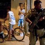 Nova onda de violência policial em São Paulo