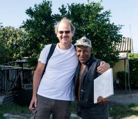 Ricardo Hantzschel e seu Zé Barbosa