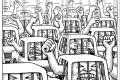 Com traços únicos e sarcasmo, sai primeiro livro em português do cartunista Andy Singer. Questionadora, obra inspira os que querem enfrentar corporações, engarrafamentos e cidades voltadas inteiramente para carros