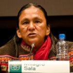 Em Milagro Sala, encarcera-se a Argentina indígena