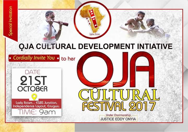 Oja cultural festival 2017