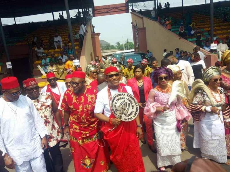60th Igu Aro Festival of Enugwu-Ukwu