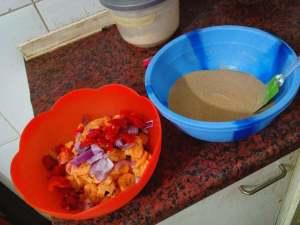 How to prepare plantain moi moi