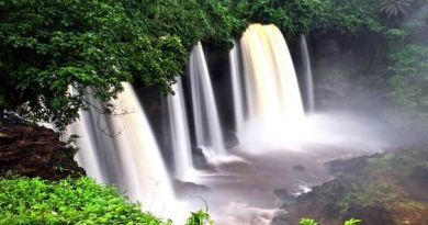 Top 10 Most Popular Waterfalls in Nigeria