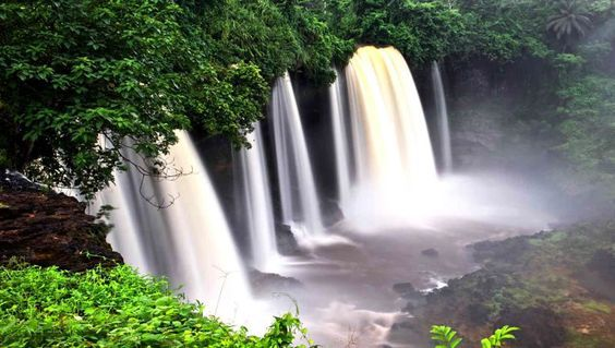 Top 10 Most Popular Waterfalls in Nigeria