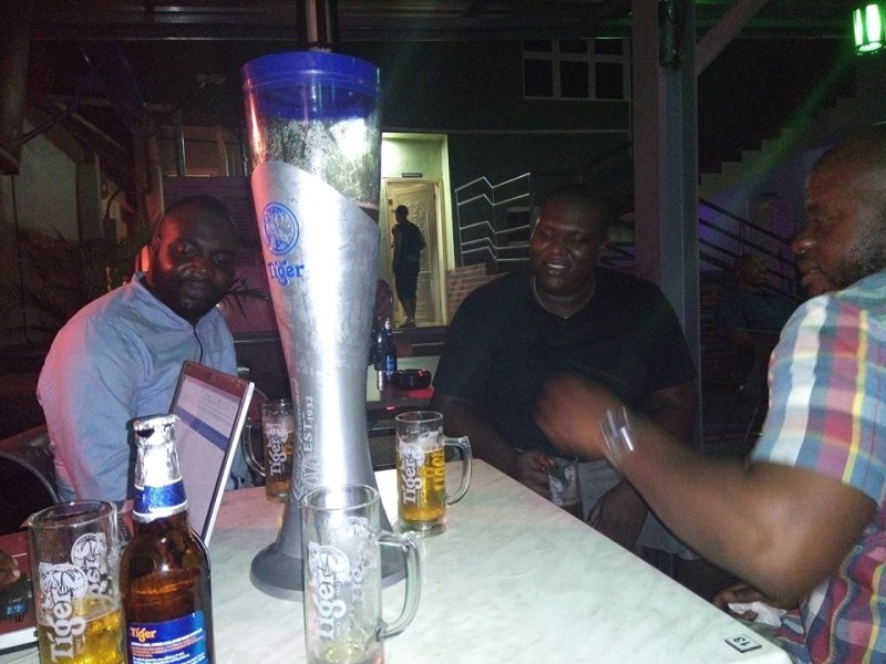 Allen City lounge Enugu