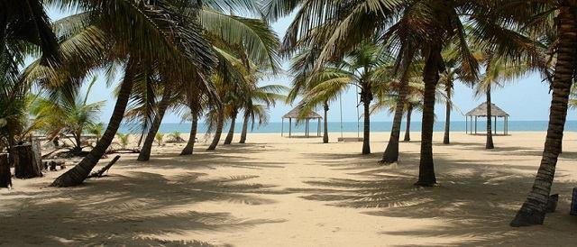 Coconut Beach,Lagos State