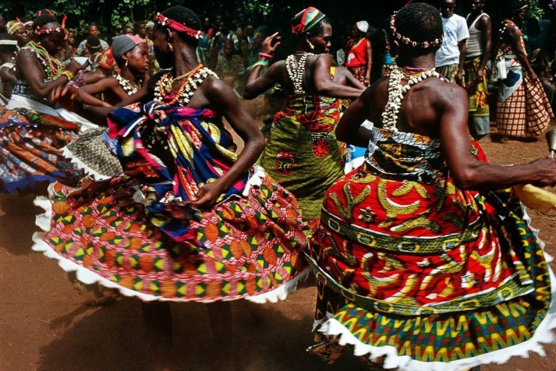 10 Colourful Cultural Festivals Celebrated In West African