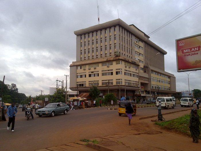 Okpara Avenue Enugu