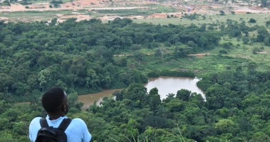 The Hiker's Diary: The Tale of an Adventurous Hiking in Akwuke, Enugu