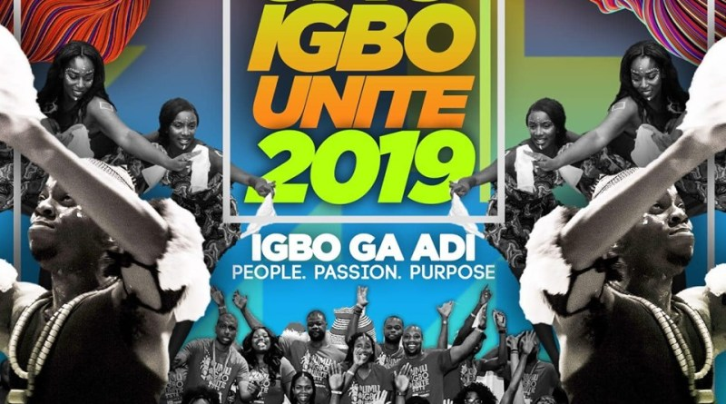 Annual Umu Igbo Unite Convention 2019