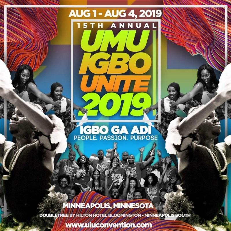 Annual Umu Igbo Unite Convention 2019