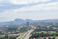 View of Abuja from the hill top (9)