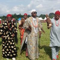 Igbo New Yam Festival
