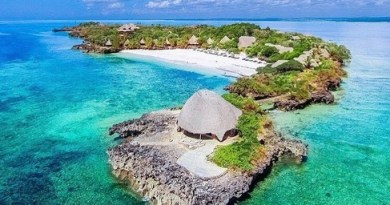 5 Most Popular Islands in Kenya