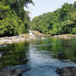 Kwa rive falls