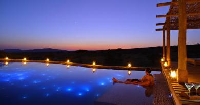 Resorts With Some Of The Best Infinity Pools In Kenya