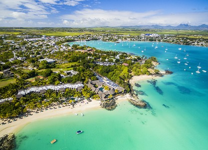 best places to stay in mauritius