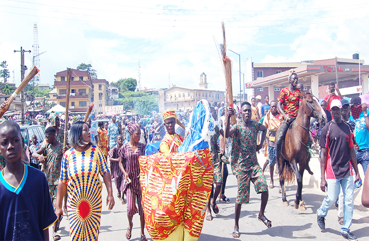 Festivals To Witness in Lagos