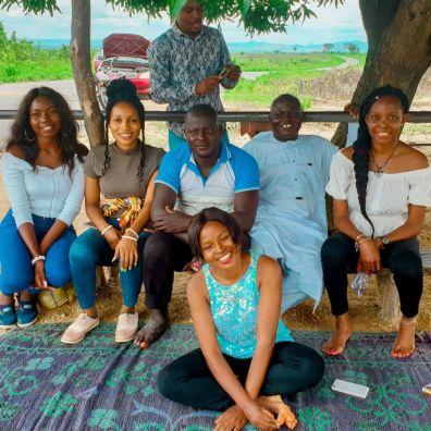 Chasing waterfalls in Nigeria Gurara Experience